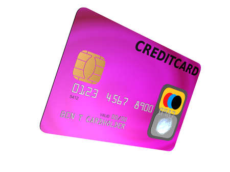 credit card Stock Photo - 4682903
