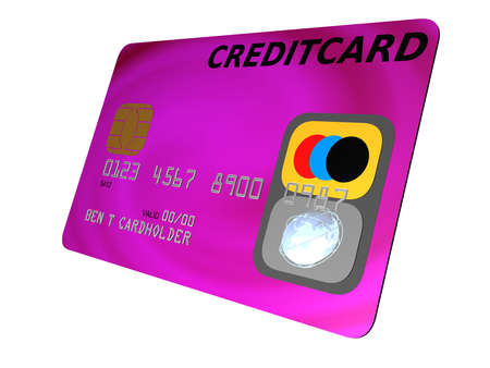 credit card Stock Photo - 4683060