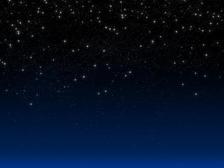 violette: stars sky