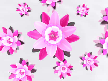 lotus flowers Stock Photo - 7165111