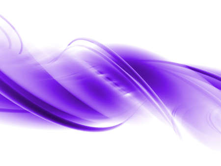 abstract purple swirl