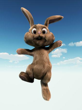 grassfield: cute bunny
