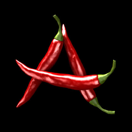 chili abc - A photo