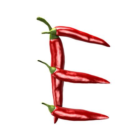 chili abc - E photo
