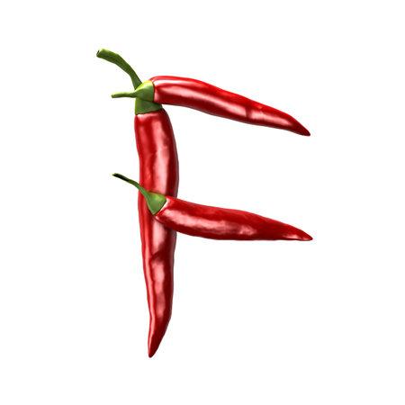 chili abc - F