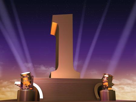 awards ceremony: golden one