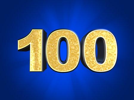 golden number 100