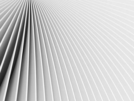 architecture building: 3d rendered abstract grey forms