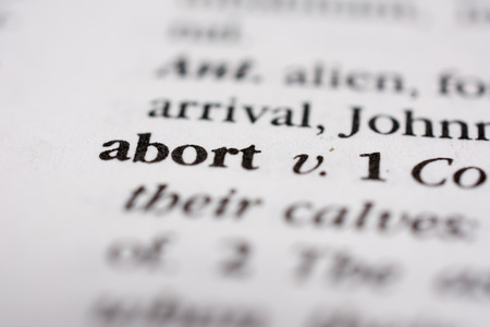 abort: Abort