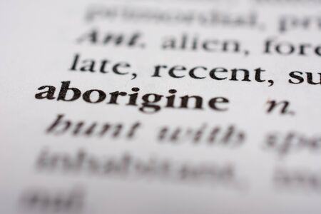 primordial: Aborigine