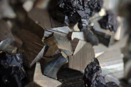 sphalerite: Close up Sphalerite