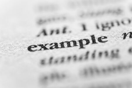instance: Example