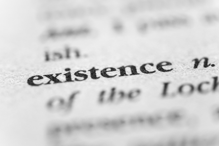 existence: Existence