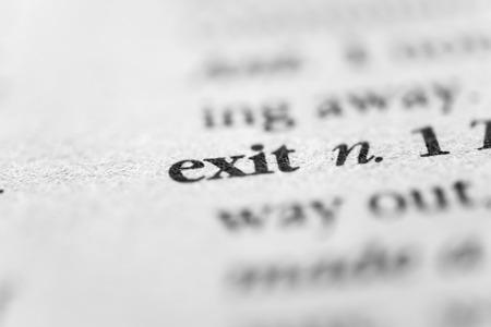 perish: Exit