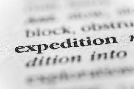expedition: Expedition