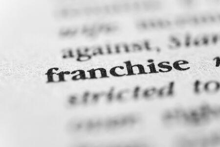statutory: Franchise