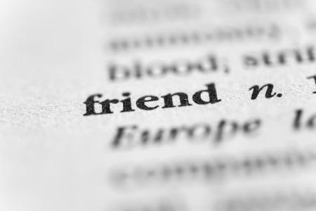 compatriot: Friend