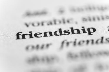 benevolence: Friendship