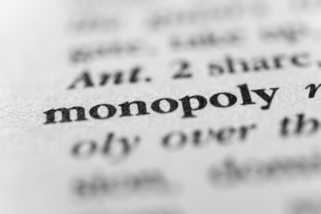 acquiring: Monopoly