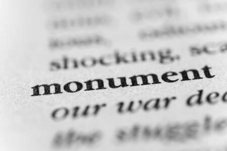 Exemplar: Monument