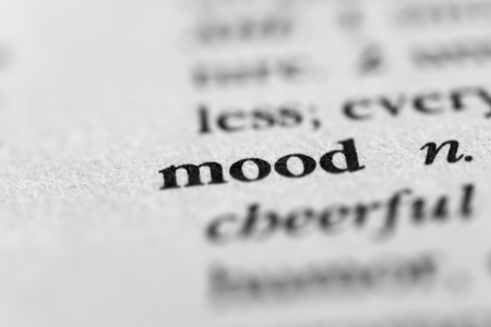 inclination: Mood Stock Photo