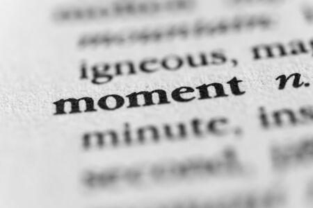 moment: Moment