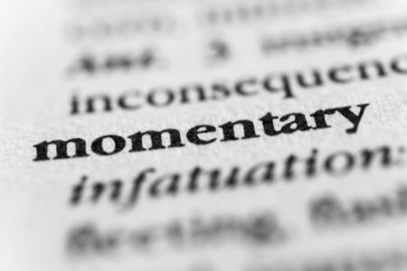 impermanent: Momentary