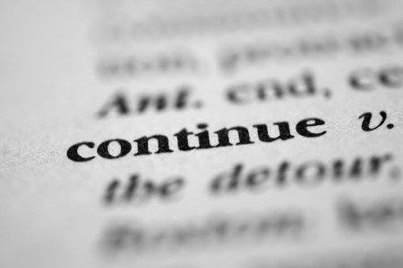 proceed: Continue
