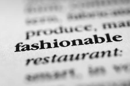 spiffy: Fashionable