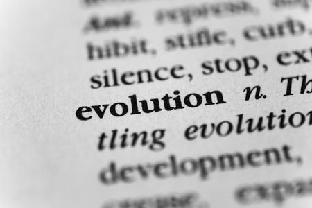 Evolution Фото со стока