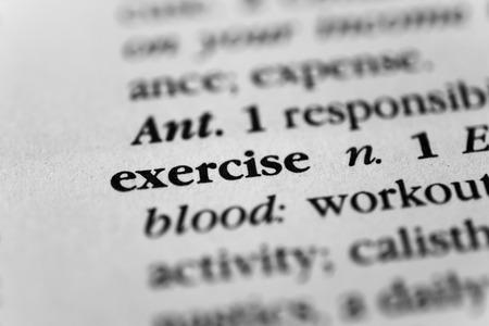 Exercise 版權商用圖片