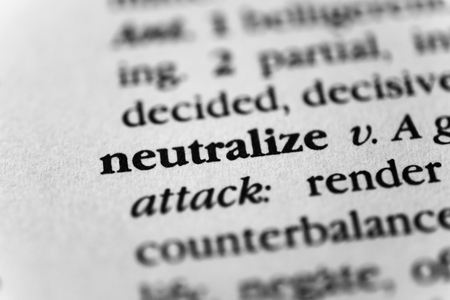 counteract: Neutralize