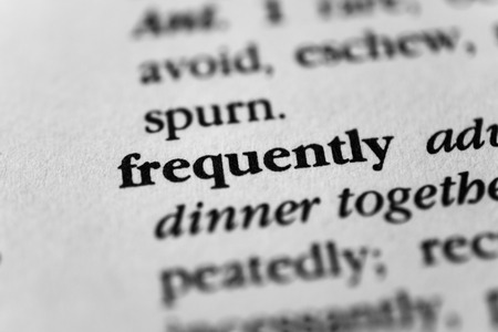 frequently: Frequently