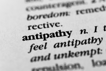 abhorrence: Antipathy