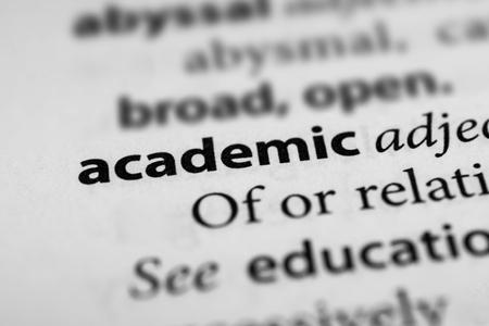 bookish: Academic