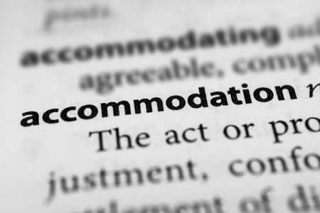 accommodation: Accommodation