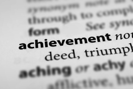 consummation: Achievement