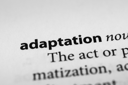 alteration: Adaptation