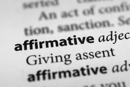 and is favorable: Affirmative