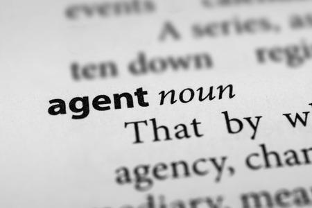 operative: Agent
