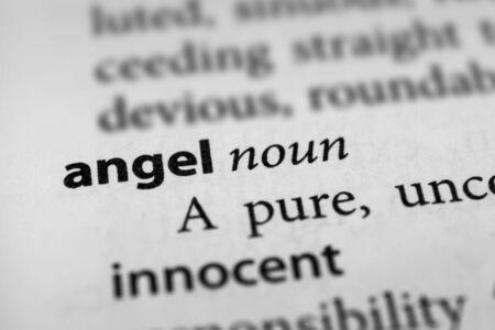 Angel Reklamní fotografie