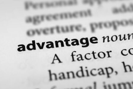 advantage: Advantage