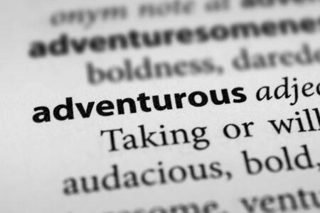 precarious: Adventurous