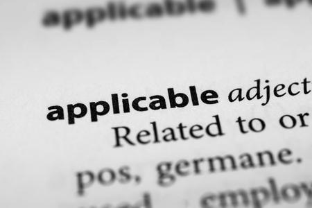 Applicable Banco de Imagens - 49457213