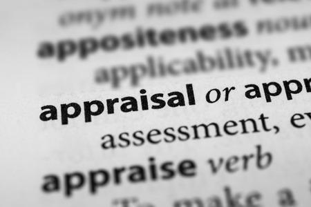 appraisal: Appraisal