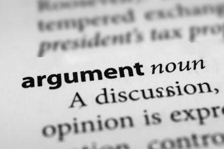 argument: Argumento
