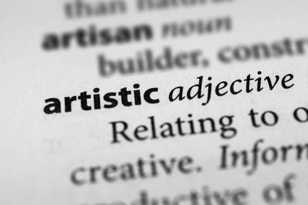 perceptive: Artistic