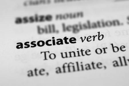 associate: Associate