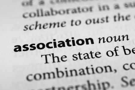 interdependence: Association