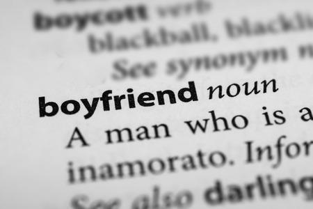 suitor: Boyfriend